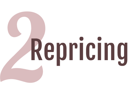 Repricing Title